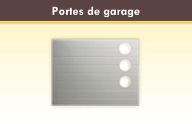 Nos produits trendel fabriquants de fen tres pvc for Porte de garage en alsace