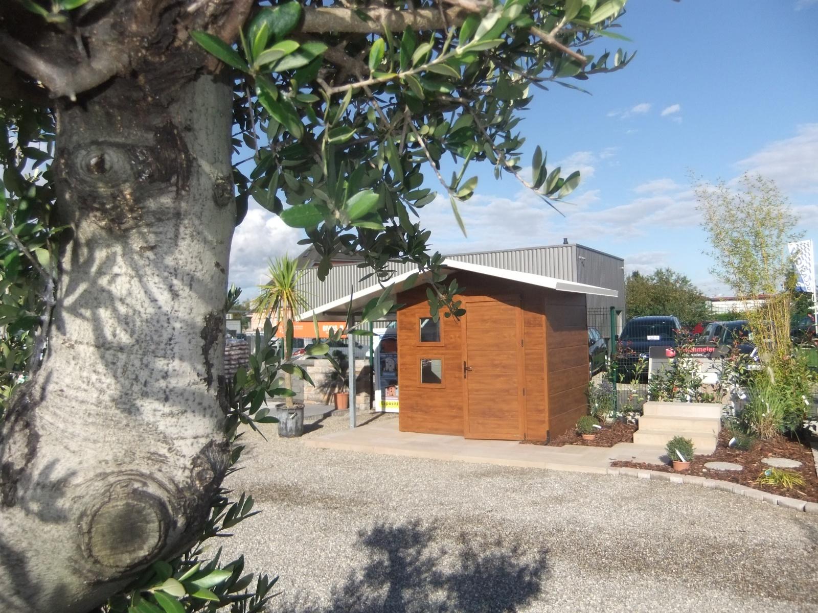 Nouvelle un pavillon de jardin trendel roeschwoog for Jardin haguenau