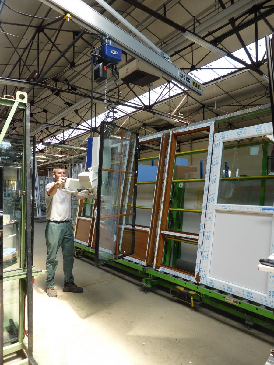 Nouvelle nouvel investissement chez trendel trendel for Trendel haguenau portes de garage
