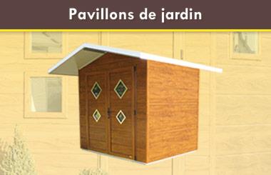 Trendel fabriquants de fen tres pvc pavillons de jardin for Porte de jardin en pvc