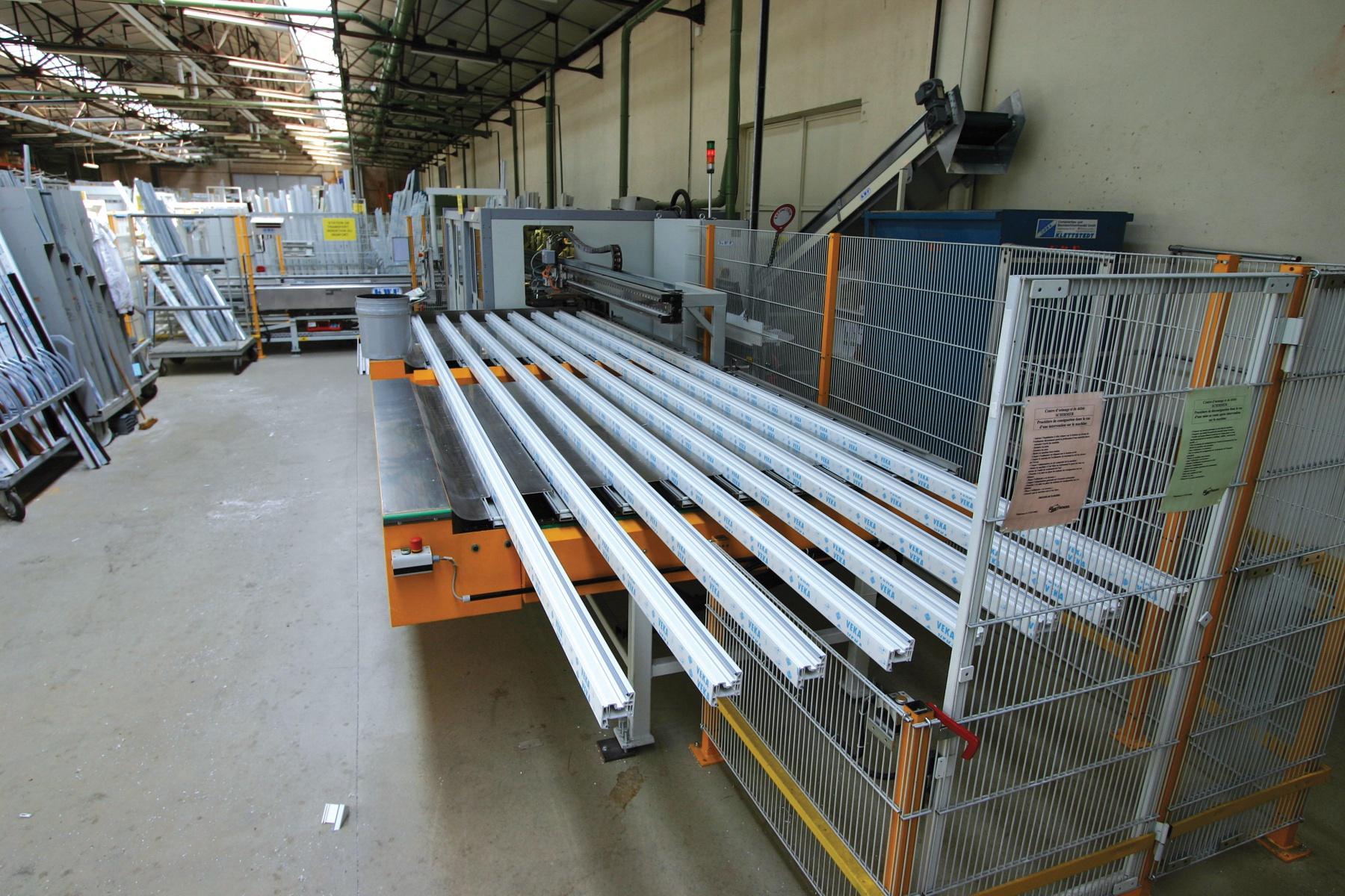 La soci t fabrication trendel fabriquants de for Fabrication fenetre