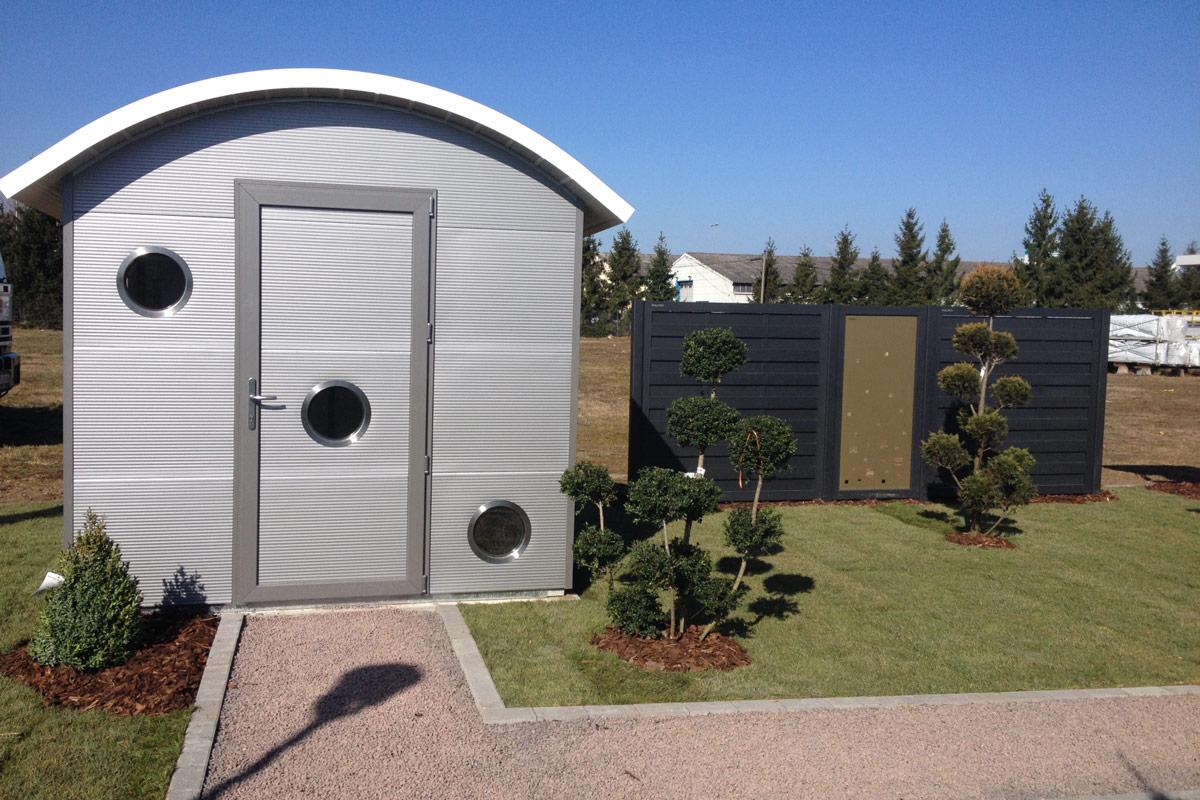 Pavillons de jardin trendel fabriquants de fen tres pvc for Trendel haguenau portes de garage