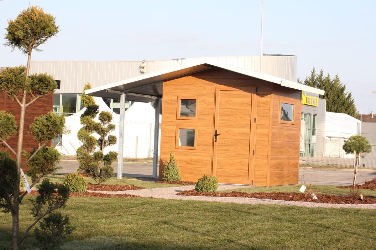 Pavillons de jardin trendel fabriquants de fen tres pvc for Jardin haguenau