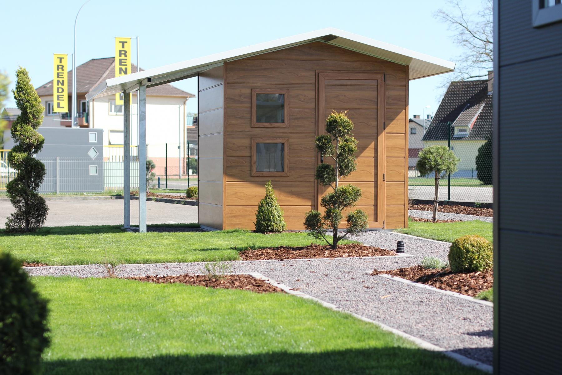 Nouvelle exposition permanente de 8 pavillons de jardin for Jardin haguenau