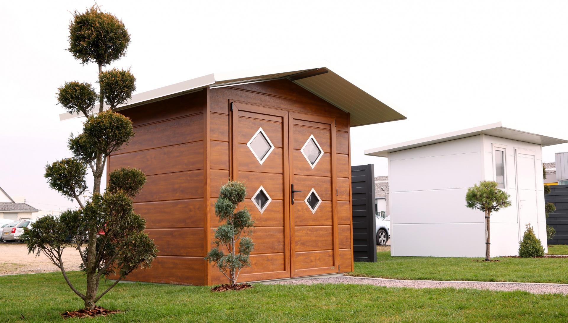Galerie pavillons de jardin trendel fabriquants de for Trendel haguenau portes de garage