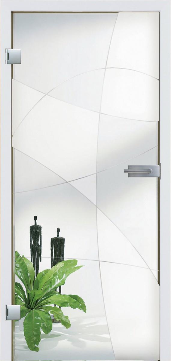 Portes d 39 int rieur portes en verre trendel for Trendel haguenau portes de garage