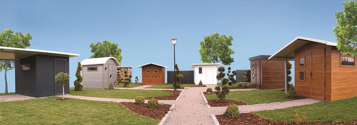 Trendel fabriquants de fen tres pvc pavillons de jardin for Trendel haguenau portes de garage