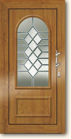 Portes d 39 entr e mod les panneaux classiques trendel for Trendel haguenau portes de garage