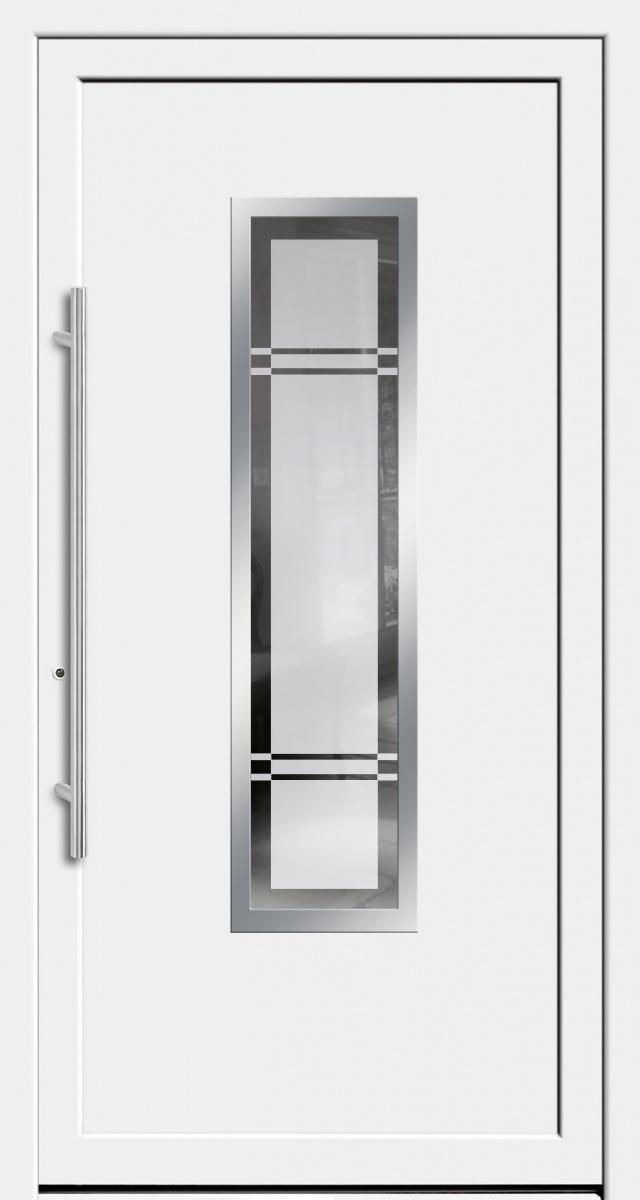 Portes d 39 entr e mod les panneaux modernes trendel for Trendel haguenau portes de garage