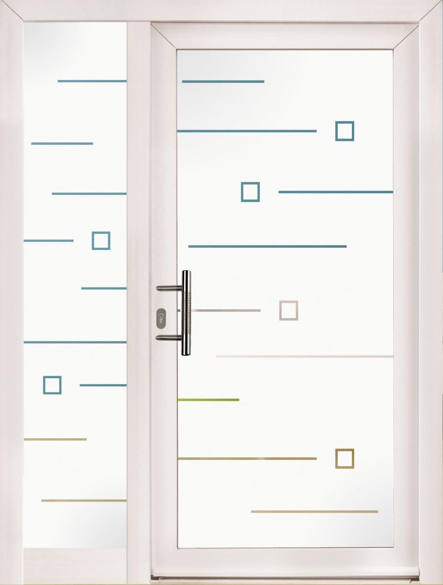 Portes D Entr 233 E Mod 232 Les Panneaux En Verre Trendel Fabriquants De Fen 234 Tres Pvc