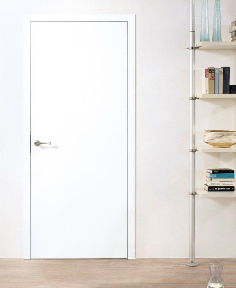 portes d 39 int rieur portes en bois mod le lisse trendel fabriquants de fen tres pvc. Black Bedroom Furniture Sets. Home Design Ideas