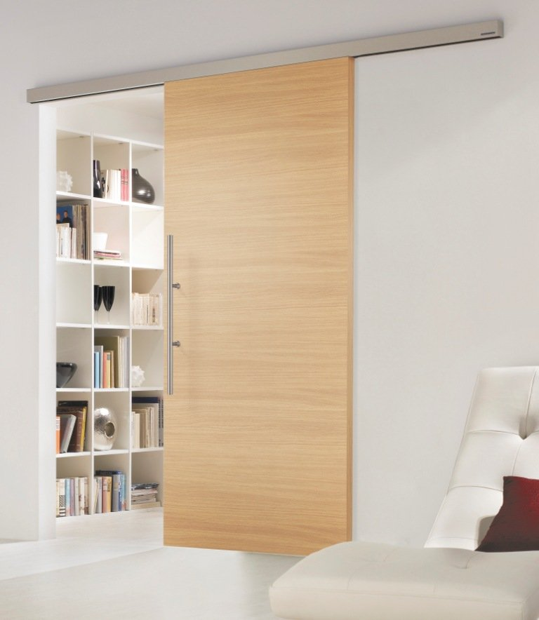 Portes d 39 int rieur portes coulissantes trendel for Porte coulissante interieur